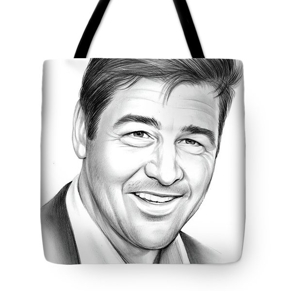 Kyle Chandler Tote Bag