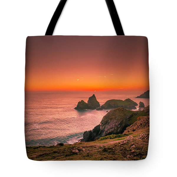 Kynance Cove Tote Bag