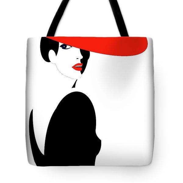 La Belle Dame 2 Tote Bag
