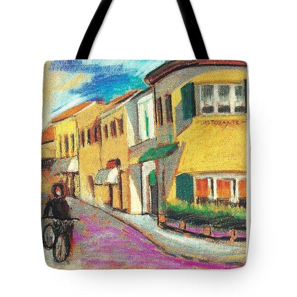 La Bichicletta Tote Bag