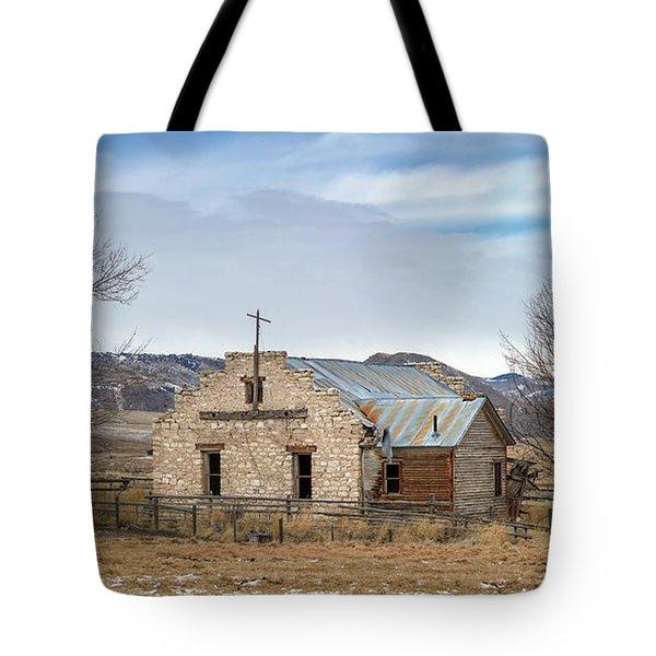 La Cense Homestead Tote Bag