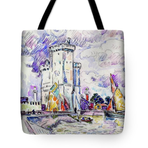 The Rochelle - Digital Remastered Edition Tote Bag