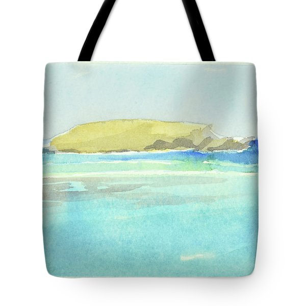 La Tortue, St Barthelemy, 1996_4179, 122x74 Cm, 6,86 Mb Tote Bag