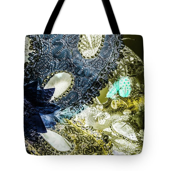 Lacy Luxury  Tote Bag