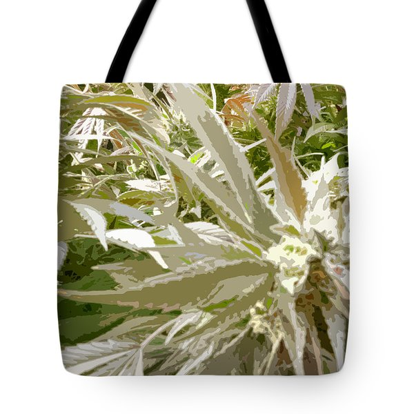 Tote Bag featuring the photograph Ladyflower Hemp #1 by Ahma's Garden