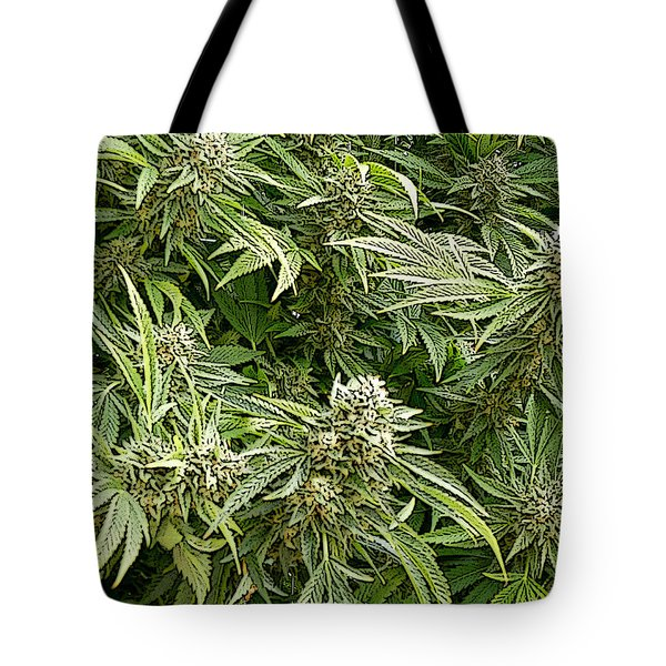 Tote Bag featuring the photograph Larry Og #4 by Ahma's Garden