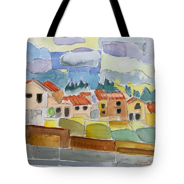 Laguna Del Sol Houses Design  Tote Bag
