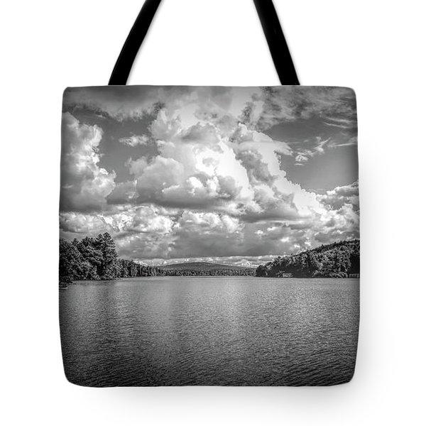 Lake Sunapee Tote Bag