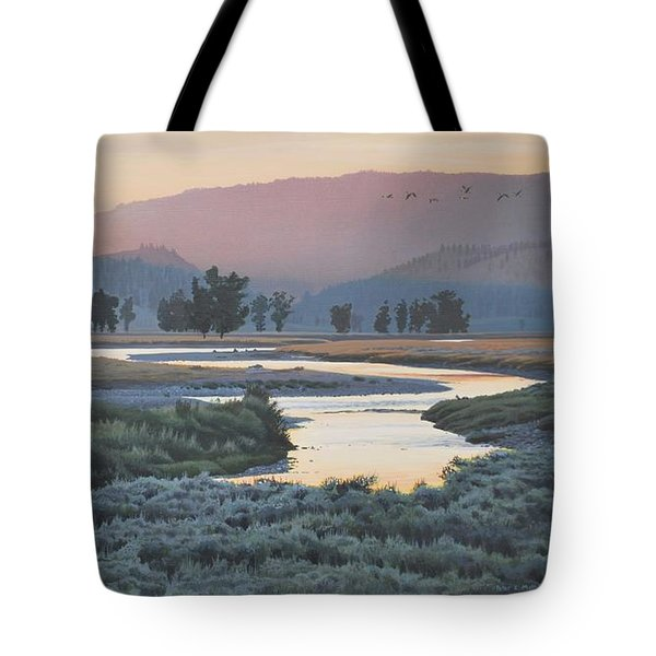 Lamar Evening Tote Bag