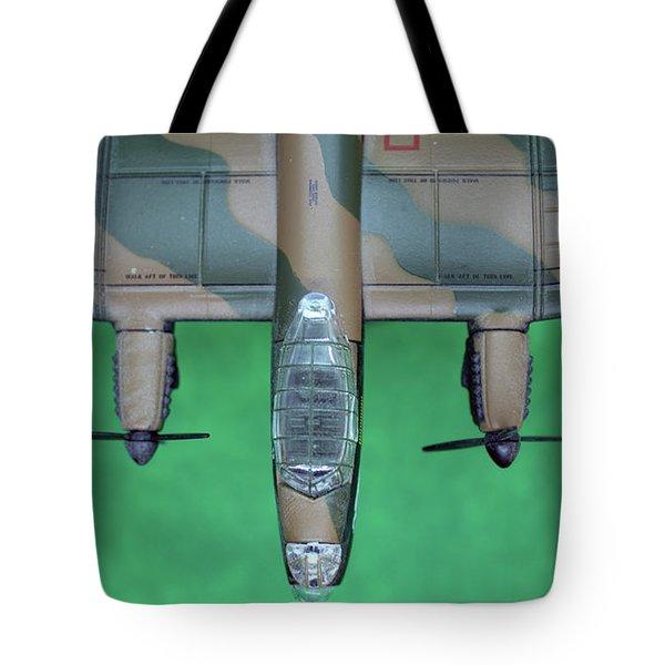 Lanc Model Tote Bag