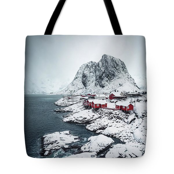 Land Of A Thousand Winters Tote Bag