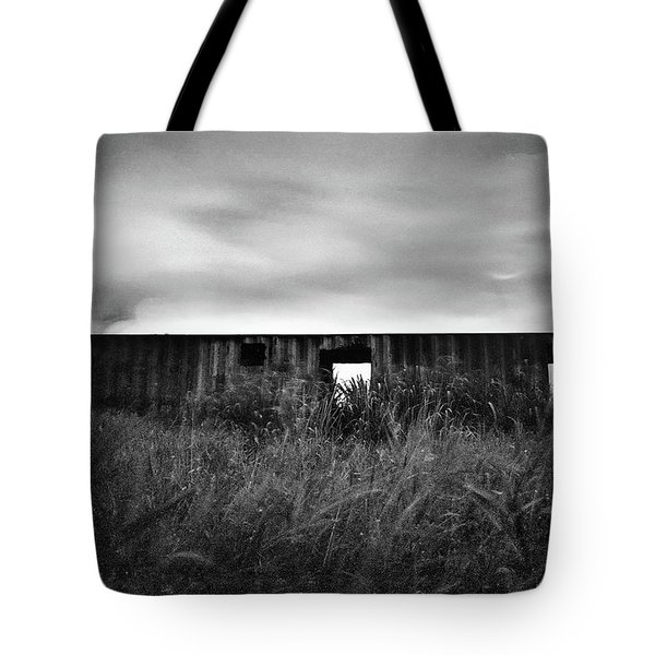 Land Of Decay Tote Bag