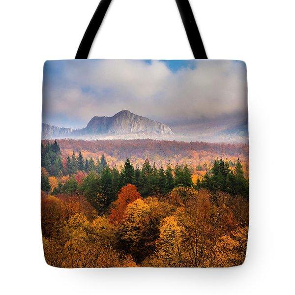 Land Of Illusion Tote Bag