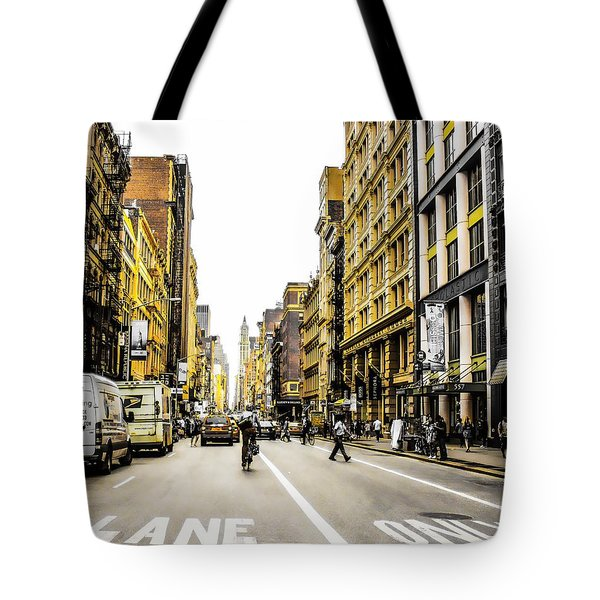 Lane Only  Tote Bag