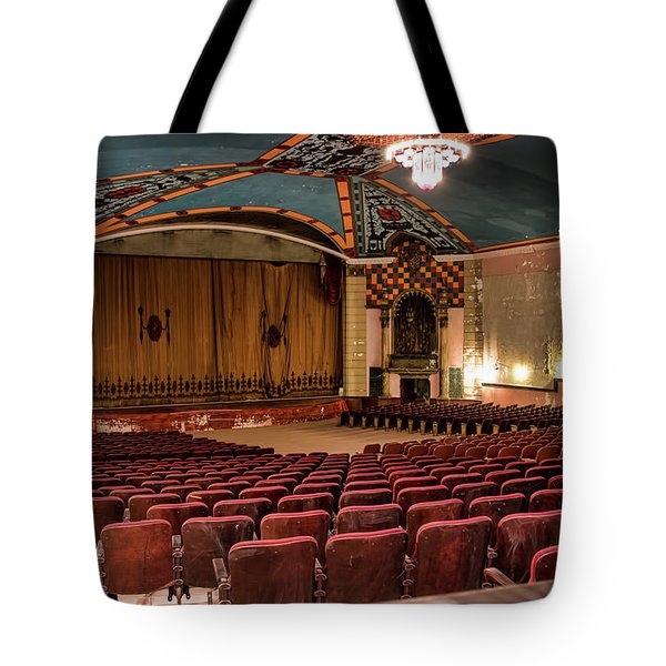 Lansdowne Theater Tote Bag