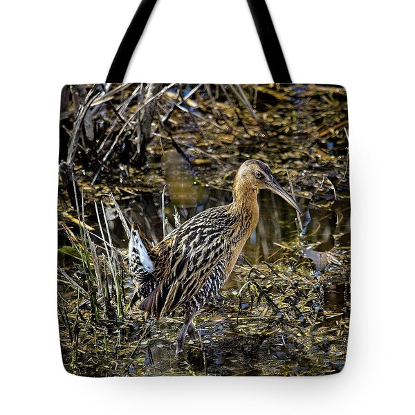 Largest North American Rail Tote Bag