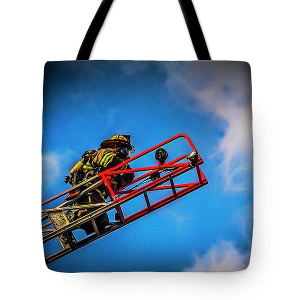 Last Fire Tote Bag