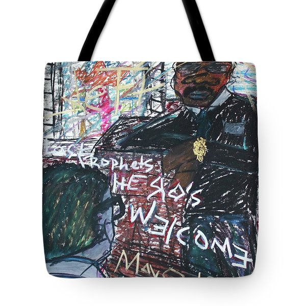 Last Prophets A Hero's Welcome Tote Bag