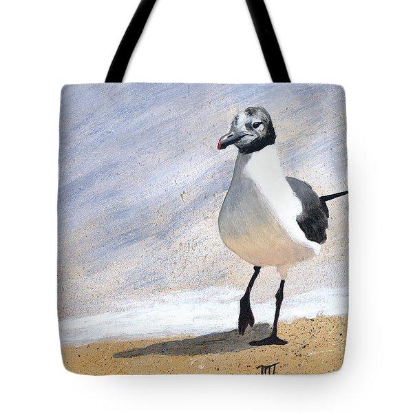 Laughing Gull Tote Bag