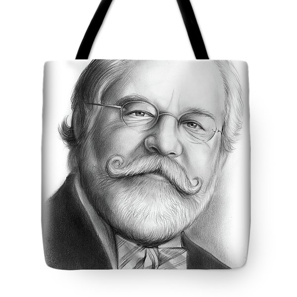 Lawyer Ty Cobb Tote Bag