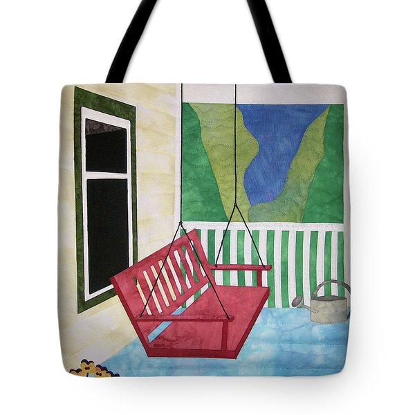 Lazy Summer Afternoon Tote Bag