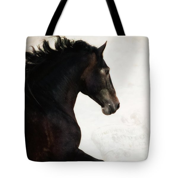 Le Cheval Tote Bag