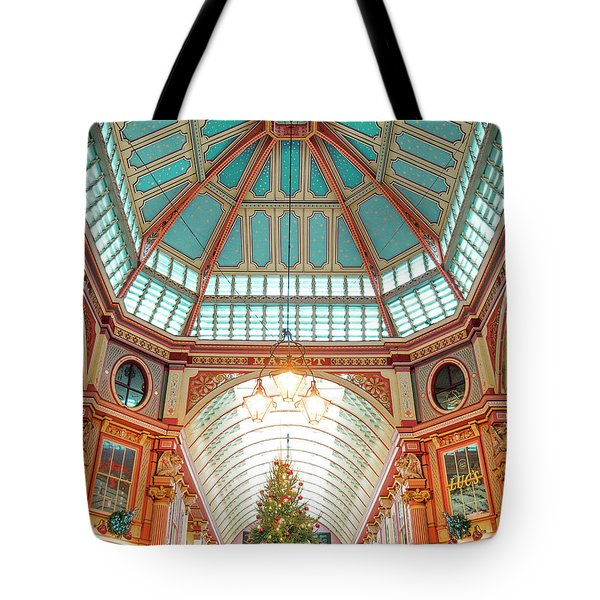 Leadenhall Market Tote Bag