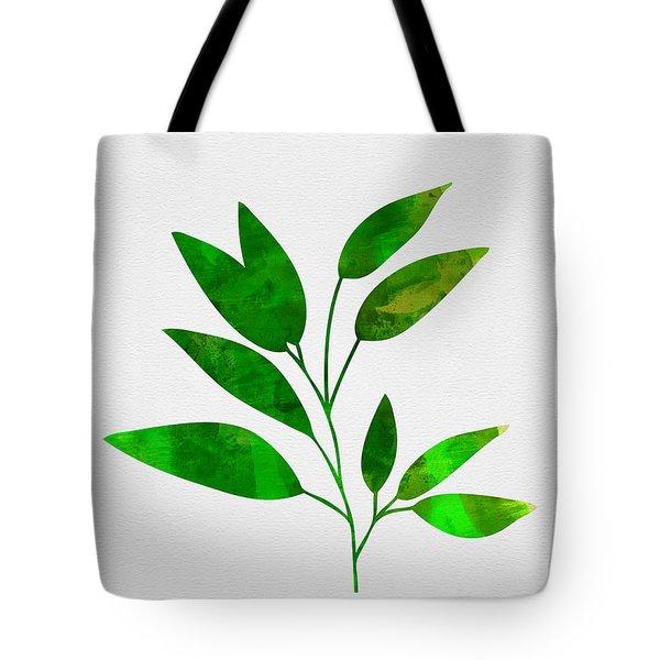 Leaf Branch Tote Bag