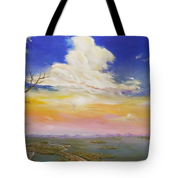 Learning The Hard Way Tote Bag