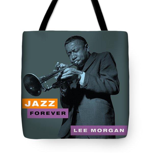Lee Morgan - Jazz Forever Tote Bag