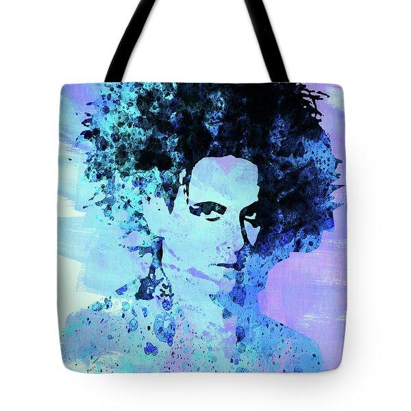 Legendary Cure Watercolor Tote Bag