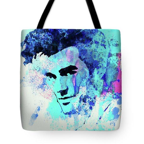 Legendary Morrissey Watercolor Tote Bag