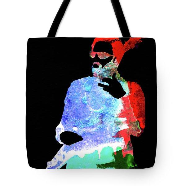 Lenny Watercolor II Tote Bag