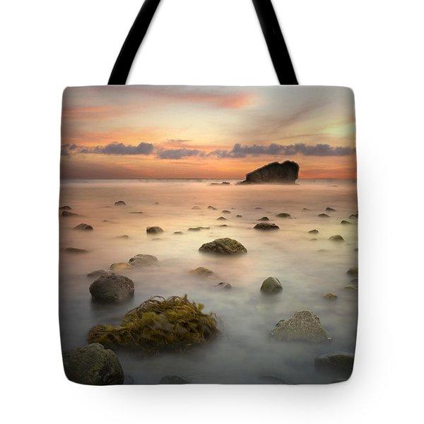 Malibu Sunset Tote Bag