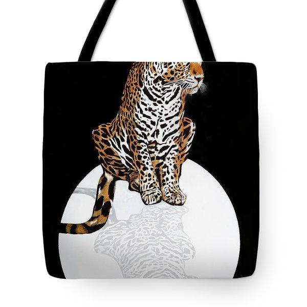 Leopardo Da Vinci Tote Bag