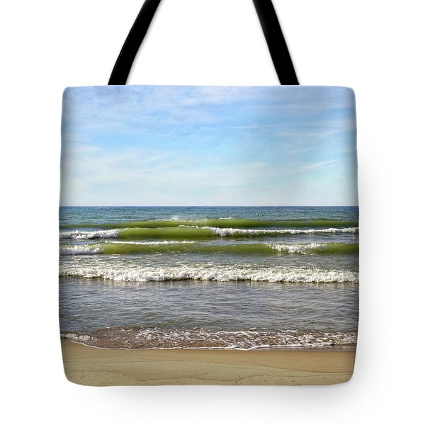 Let Me Feel You In The Wind Tote Bag