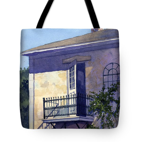 Letting The Morning In Tote Bag