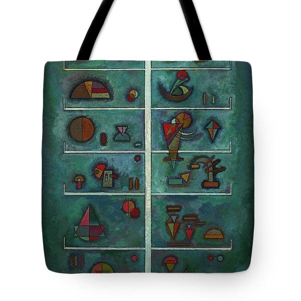 Levels - Etagen, 1929 Tote Bag