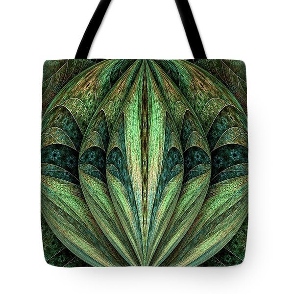 Tote Bag featuring the digital art Leviticus by Missy Gainer