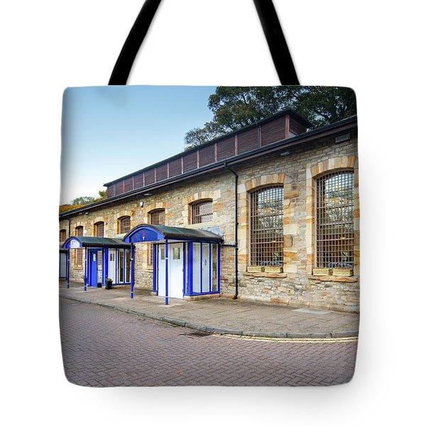 Liberty Health Club Tote Bag