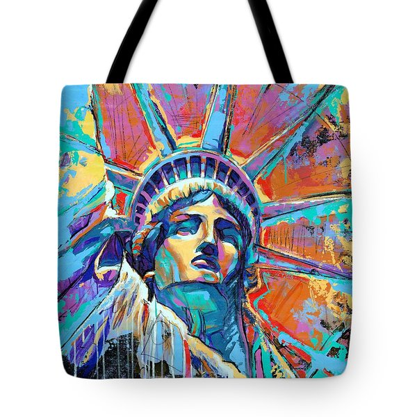 Liberty In Color Tote Bag