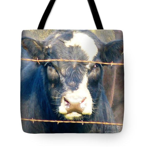 Tote Bag featuring the photograph Life As I Know It by Rosanne Licciardi