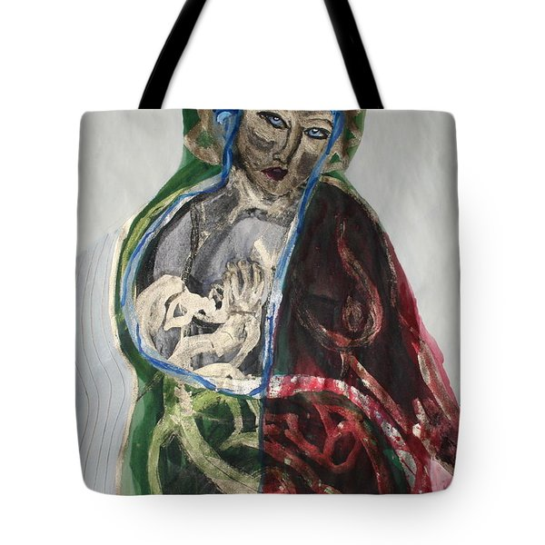 Life Gives And Life Takes Tote Bag