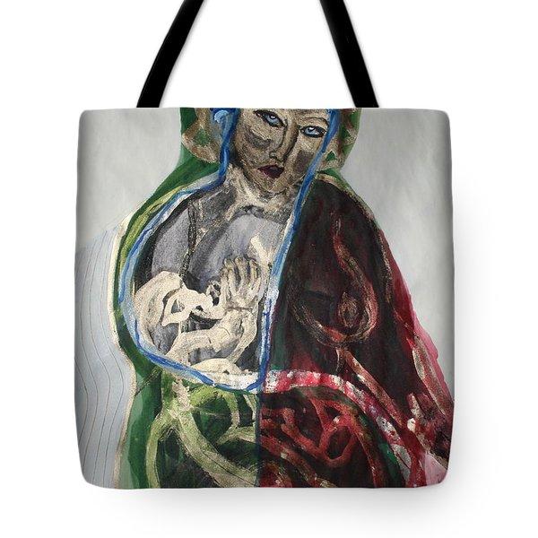 Life Gives And Life Takes Tote Bag