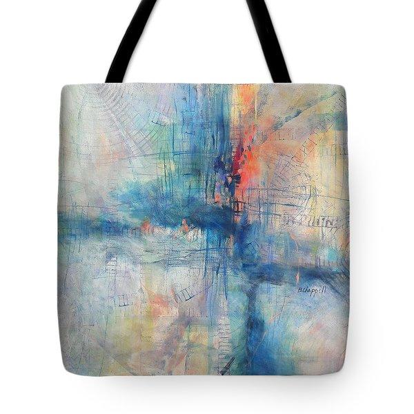 Life Is Wyrd Tote Bag
