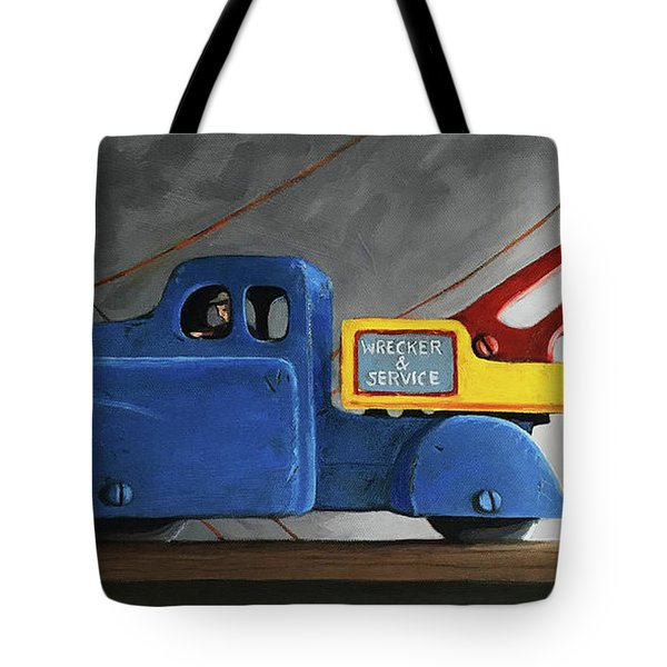 Light Load  Tote Bag