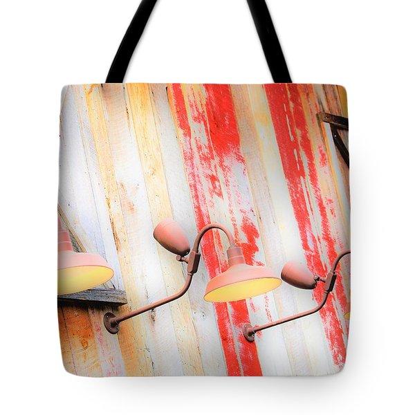 Light My Side Tote Bag