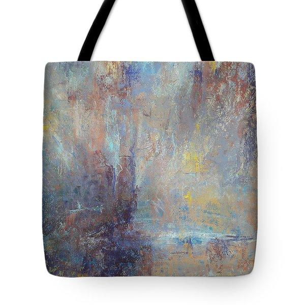 Light Prevails Tote Bag