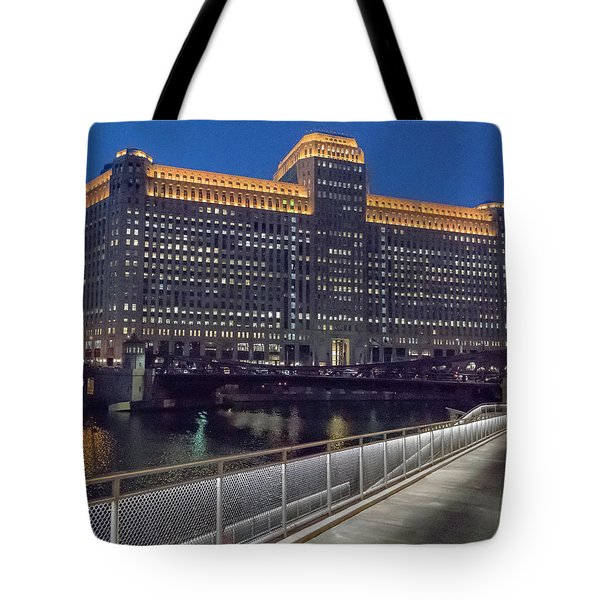 Lighted Walk Tote Bag