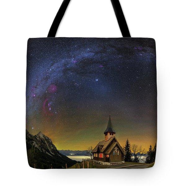 Like A Prayer Tote Bag